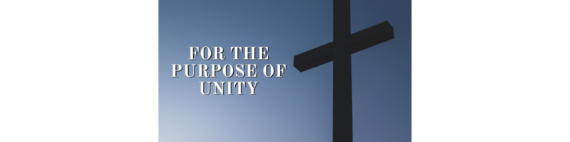 For The Purpose of Unity